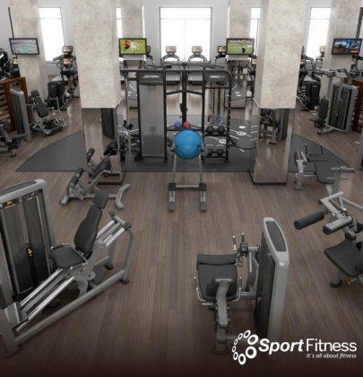 Ser fitness es lo de hoy 🏋🏃😎