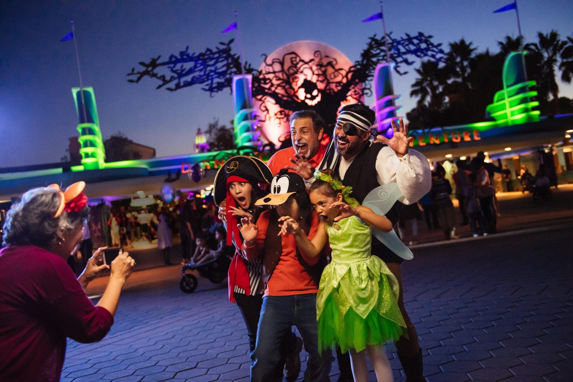 Disney, Halloween, Oogie Boogie Bash
