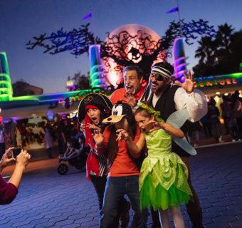 Disneyland se prepara para Halloween con Oogie Boogie Bash 🧟♀