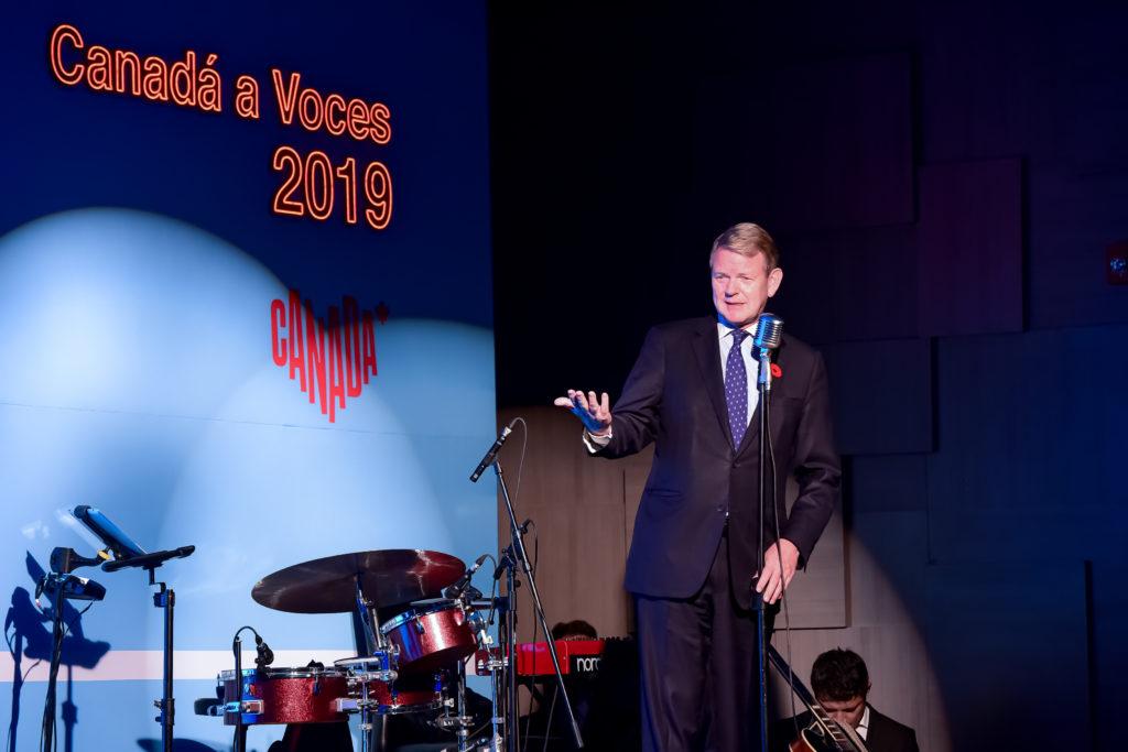 canada a voces 2019, canadaavoces2019, embajador canada en mexico, ganadores canada a voces, edicion 13 de canada a voces