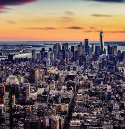 Arcoíris en Nueva York: ¿un mensaje de esperanza para sus habitantes?