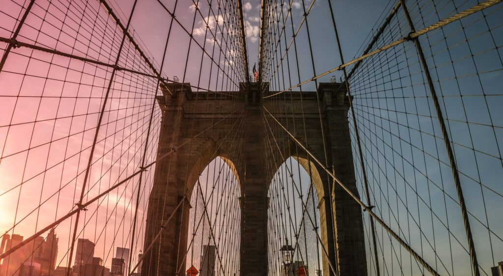 arcoiris en nueva york, pandemia nueva york, coronavirus nueva york, nueva york, mensaje esperanza nueva york