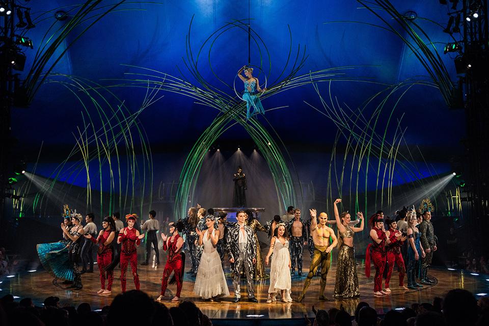 cirque du soleil, donde ver los espectaculos del cirque du soleil, cirqueconnect, cirque du soleil gratis, que hacer en cuarentena, actividad en casa cuarentena, amaluna