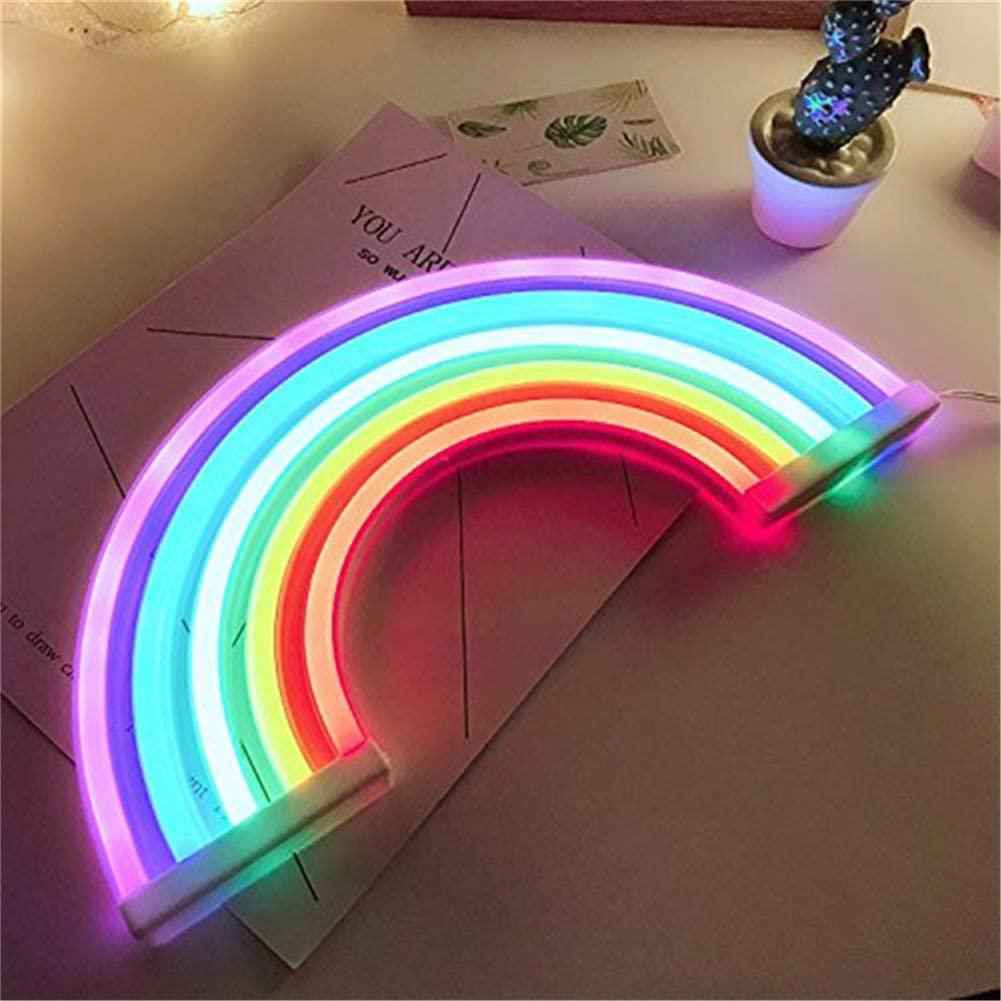 decoración interiores, lo mejor decoración interior, luces neon interior, figuras de luz neon, venta luz neon arcoiris, venta luz neon arcoiris amazon, lamparas neon
