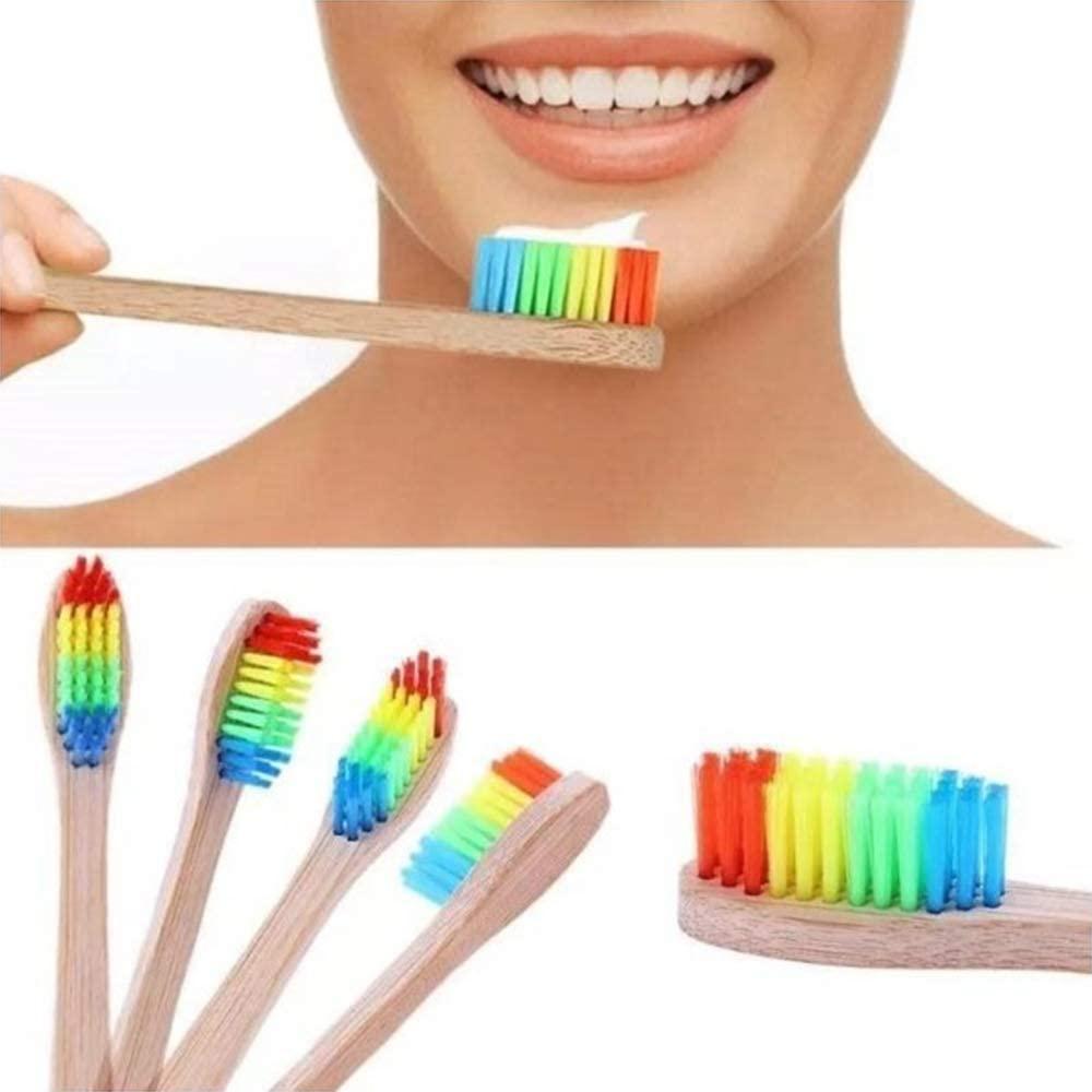 cepillo de dientes ecologicos, cepillo dientes colores, colores, productos ecologicos, eco, cepillos bambú, cepillos bambu amazon