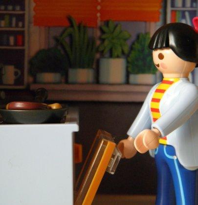 Cocinale a tu mamá este 10 de mayo, Aquiles Chávez te ayudará.