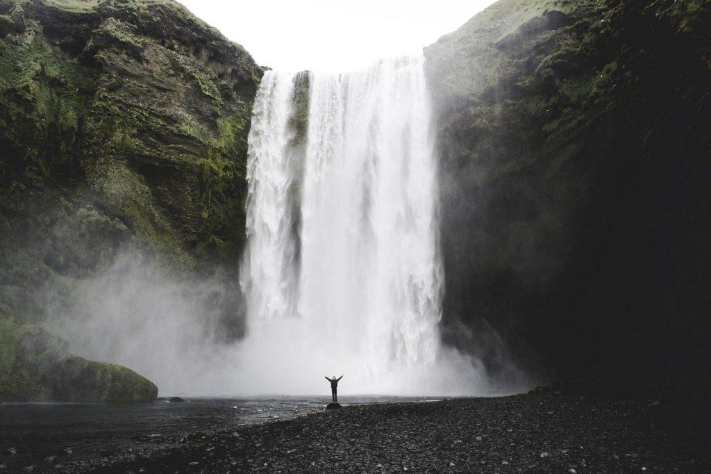 viajar a islandia, como viajar islandia desde mexico,  islandia en el mapa, Islandia turismo,  Islandia qué hacer, Islandia aeropuerto cascadas