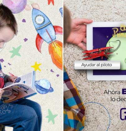 Desarrolla el hábito de lectura en los niños: así es el Netflix de los libros