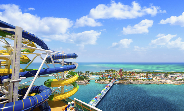 adventure of the seas, royal caribbean regresa junio, junio bahamas, cruceros mexico