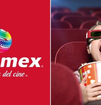 Cinemex reabrirá 153 complejos; el cine está de vuelta