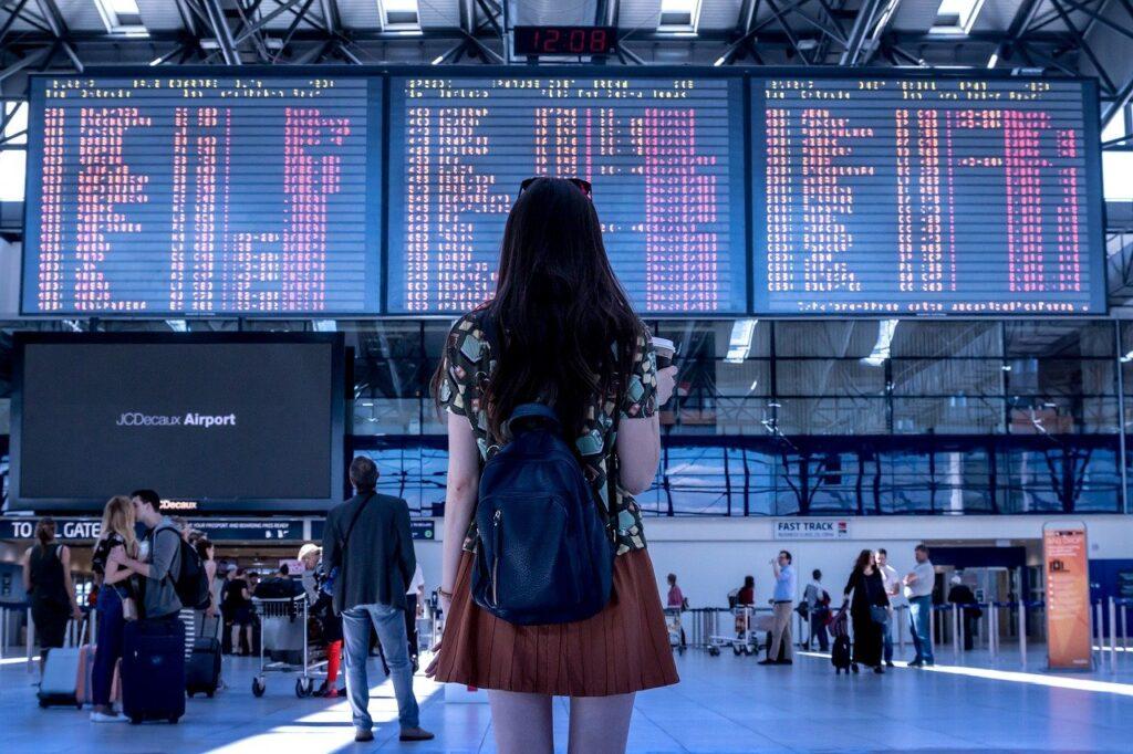 viajero, aeropuerto, club premier, aeromexico