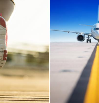 Correr en una pista de aterrizaje es posible en Texas